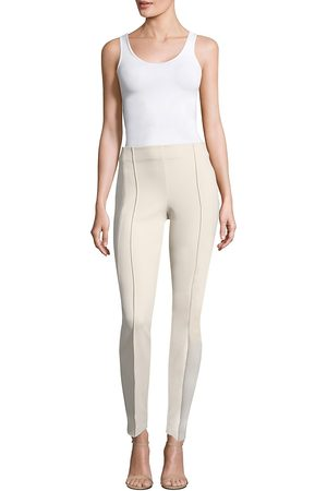 Lafayette 148 New York Women's Acclaimed Stretch Gramercy Pants - - Size 16