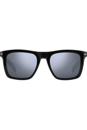 David beckham Men's 51MM Square Sunglasses