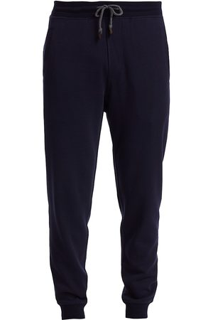Brunello Cucinelli Men's Leisure Cotton Joggers - - Size XL