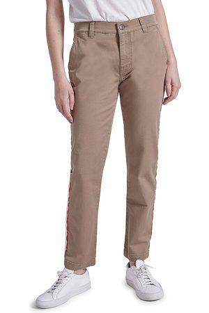 Current/Elliott Women's The Side Stripe Confidant Pants - - Size 30 (8)