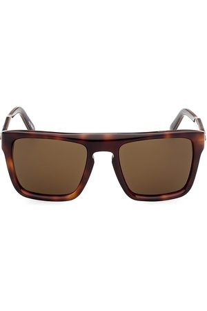 Z Zegna Men's 55MM Plastic Square Sunglasses