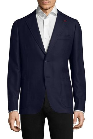 ISAIA Men's Cortina Wool Sportcoat - - Size 52 (42) S