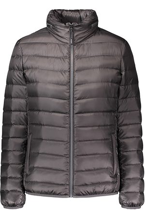 Tumi Women's Two-In-One pax Puffer Jacket & Travel Pillow - - Size XL
