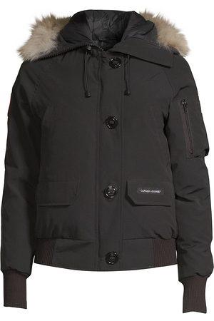 Canada Goose Women's Chilliwack Fur Hood Bomber Jacket - - Size XXS