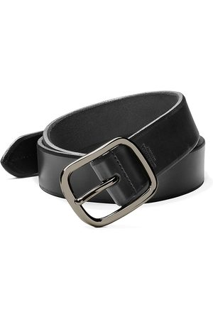 SHINOLA Men's Leather Belt - - Size 42