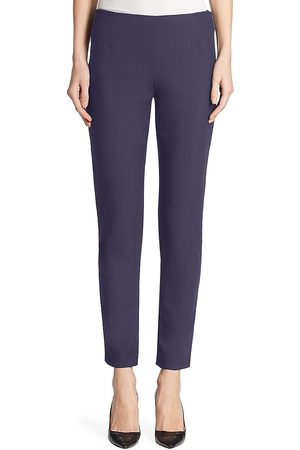 LELA ROSE Women's Catherine Stretch-Twill Pants - - Size 6