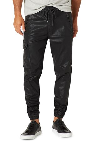Joes Jeans Men's Coated Drawstring Joggers - - Size XL