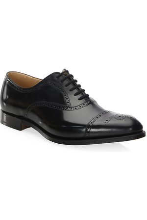Church's Men's Classic Leather Brogues - - Size 6 UK (7 US)