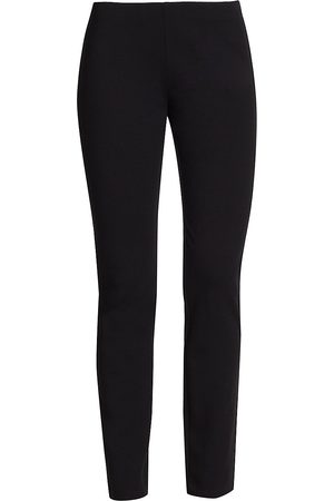 Eileen Fisher Women's Slim-Fit System Stretch Ponte Pants - - Size Medium