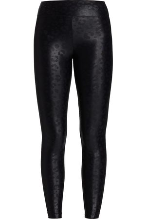 Koral Women's Core Lustrous High-Rise Leggings - - Size XL