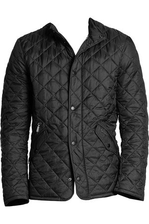 Barbour Men's Flyweight Chelsea Quilted Jacket - - Size Small