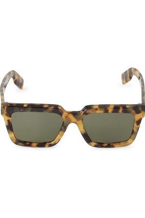 Kenzo Men's 53MM Square Plastic Sunglasses