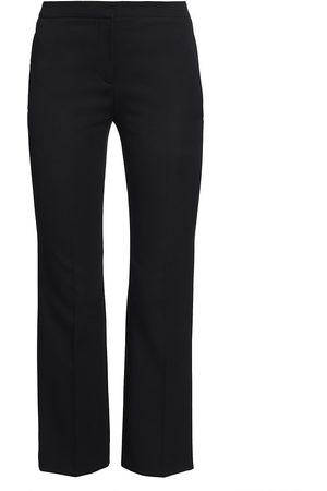 Alexander McQueen Women's Wool Cigarette Trousers - - Size 50 (16)