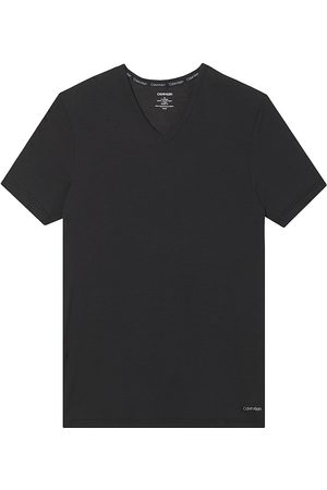 Calvin Klein Men's V-Neck Tee - - Size Small