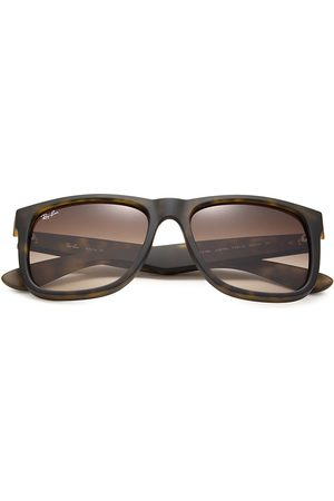 Ray-Ban Men's RB4165 55MM Rectangle Sunglasses
