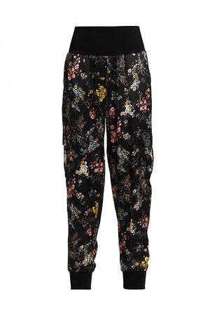 Cinq A Sept Women's Giles Sakura Jogger Pants - - Size XL