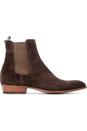 To Boot Men's Shawn Suede Chelsea Boots - - Size 13