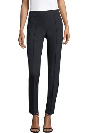 Lafayette 148 New York Women's Acclaimed Stretch Gramercy Pants - - Size 8