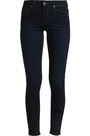 Paige Women's Hoxton Transcend High-Rise Ultra Skinny Jeans - - Size 28 (4-6)
