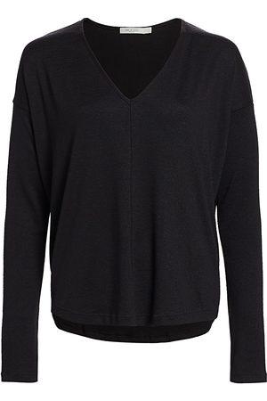 RAG&BONE Women's Hudson V-Neck Pullover - - Size XL