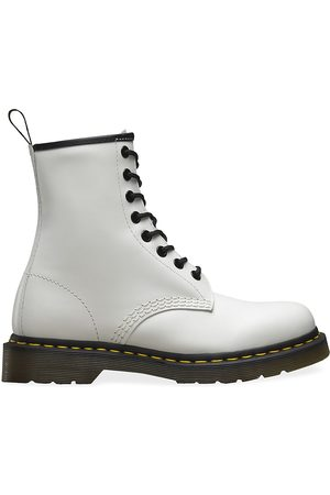 Dr. Martens Men's 1460 Leather Combat Boots - - Size 13 UK (14 US)