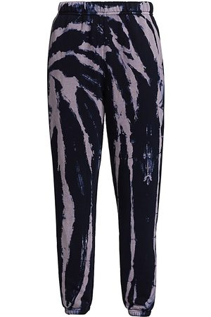 Les Tien Women's Tie-Dye Classic Sweatpants - - Size Medium