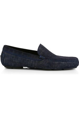 To Boot Men's Lewis Leather Driver Moccasins - - Size 11.5 M