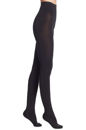 Wolford Women's Ind. 100 Leg Support Opaque Tights - - Size Medium