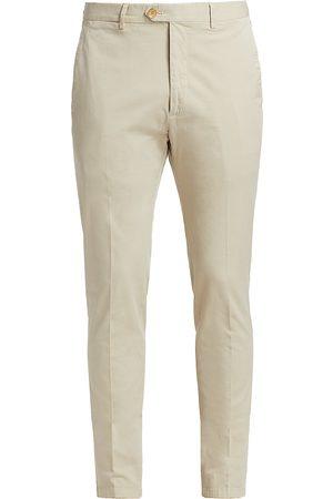 Ralph Lauren Men's Eaton Slim-Fit Twill Pants - - Size 36
