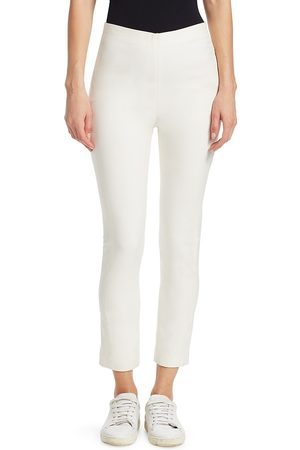 Derek Lam Women's Sullivan Stretch Leggings - Soft - Size 8