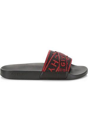 Givenchy Men's Logo Strappy Slide Sandals - - Size 43 (10)
