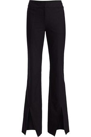 Derek Lam Women's Maeve Slit Hem Pants - - Size 14