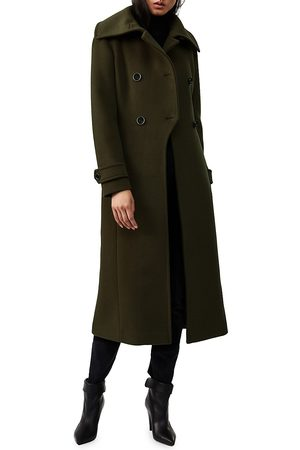 Mackage Women's Elodie Military Coat - - Size Large