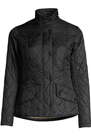 Barbour Women's Flyweight Cavalry Quilted Jacket - - Size 8