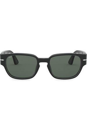 Persol Men's 52MM Strippe Square Sunglasses