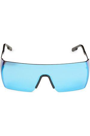 Kenzo Men's 140MM Sheild Sunglasses