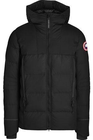 Canada Goose Women's HyBridge Hooded Down Coat - - Size Medium