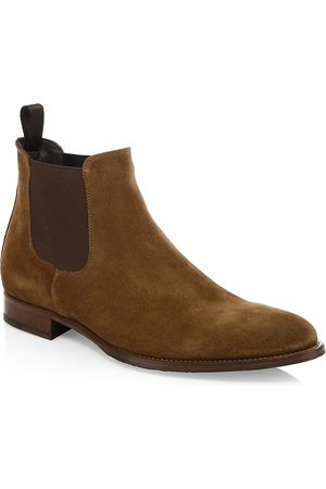 To Boot Men's Shelby Suede Chelsea Boots - - Size 11.5 M