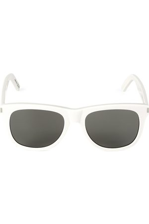 Saint Laurent Men's 57MM Square Acetate Sunglasses