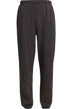 Les Tien Women's Classic Fleece Sweatpants - - Size Large