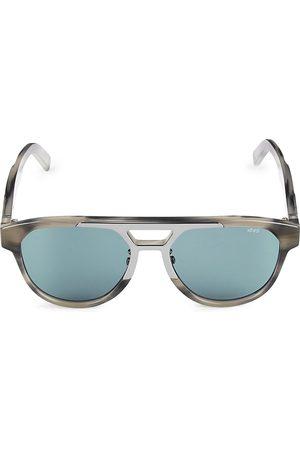 Berluti Men's 55MM Aviator Sunglasses