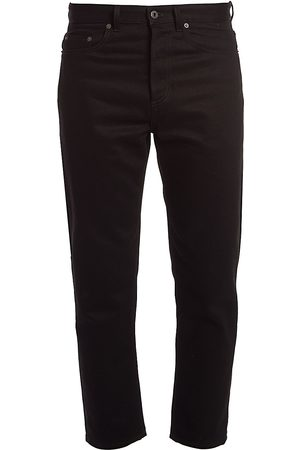 VALENTINO Men's Logo Ankle Jeans - - Size 30