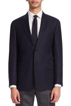 Emporio Armani Men's Solid Wool G Line Blazer - - Size 46 (36) R