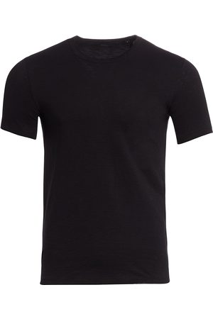 THEORY Men's Short-Sleeve Cotton Tee - - Size XL