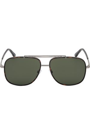 Tom Ford Men's Benton 58MM Aviator Sunglasses