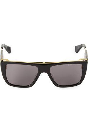 DITA EYEWEAR Men's 56MM Rectangular Sunglasses
