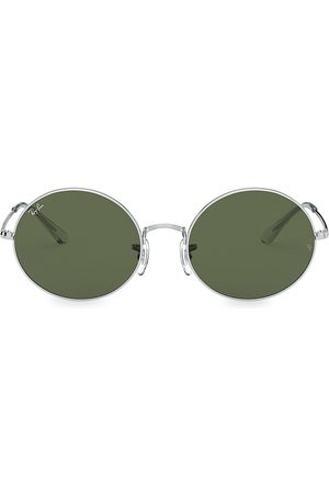 Ray-Ban Men's RB1970 54MM Oval Sunglasses
