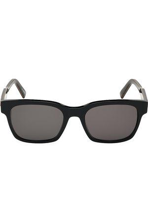 Ermenegildo Zegna Men's 55MM Square Plastic Sunglasses