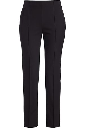 Escada Women's Tuska High-Waist Cropped Trousers - - Size 32 (2)
