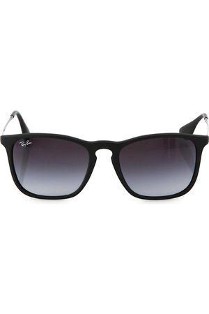 Ray-Ban Men's RB4187 54MM Chris Square Sunglasses